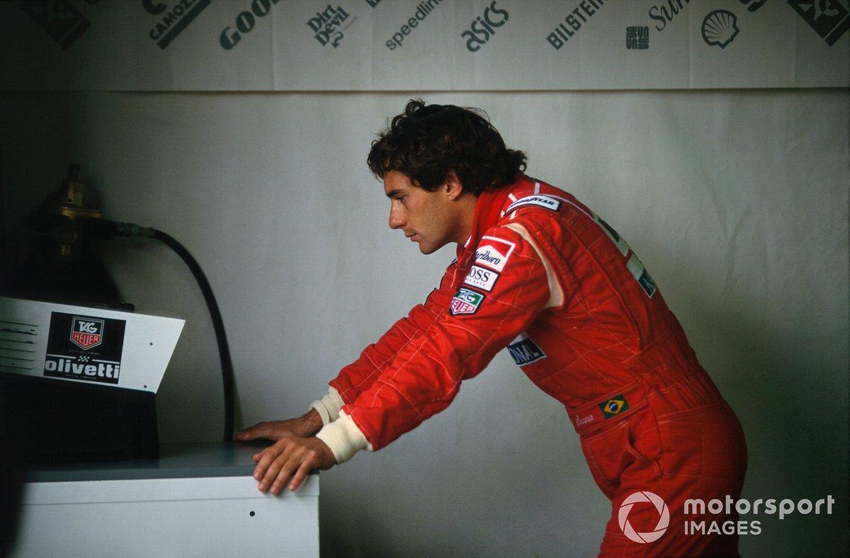 Kanada 1993: Im Kopf von Senna