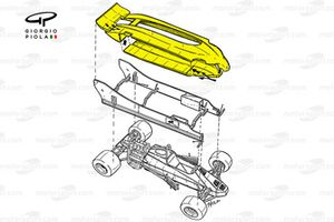 Lotus 88 exploded view