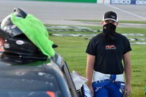 Kyle Weatherman, Mike Harmon Racing, Chevrolet Camaro Back The Blue
