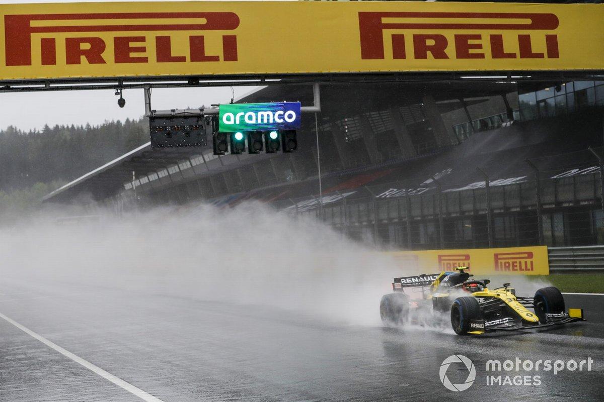 5 - Esteban Ocon, Renault F1 Team R.S.20