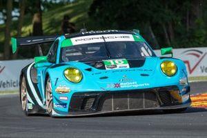 #16 Wright Motorsports Porsche 911 GT3 R: Ryan Hardwick, Patrick Long