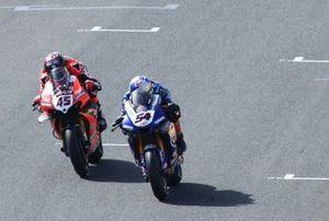 Scott Redding, Aruba.it Racing Ducati, Toprak Razgatlioglu, Pata Yamaha
