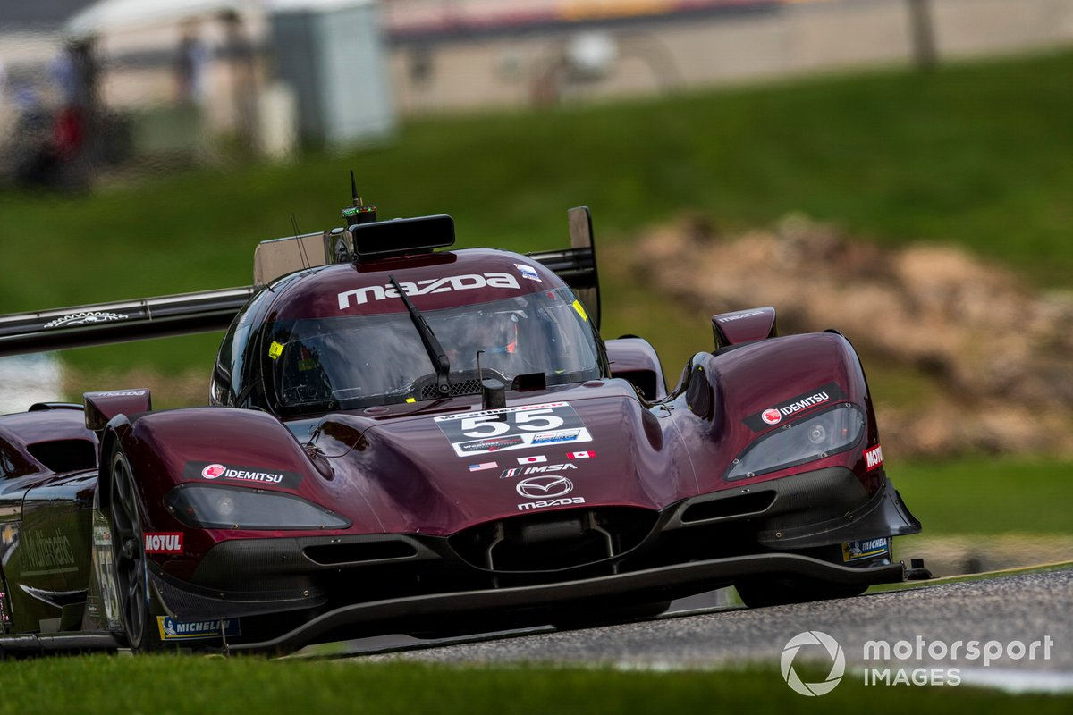 #55 Mazda Team Joest Mazda DPi, DPi: Jonathan Bomarito, Harry Tincknell, ©2020, Peter Burke