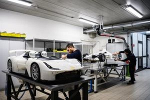La Galleria del vento Dallara - Modelleria