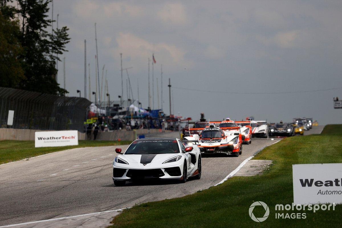 Pace Car Corvette del IMSA