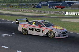 Will Power, Verizon Shell V-Power Mustang