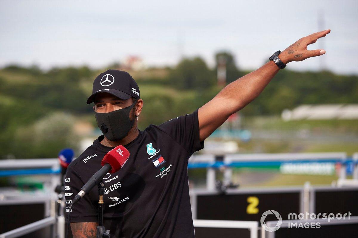 Lewis Hamilton: 7