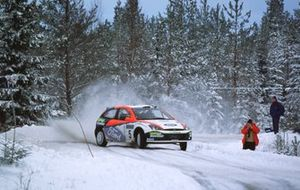 Colin McRae, Nicky Grist, Ford Focus WRC