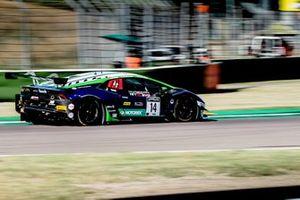 #14 Emil Frey Racing Lamborghini Huracan GT3 Evo: Norbert Siedler, Mikäel Grenier, Riccardo Feller