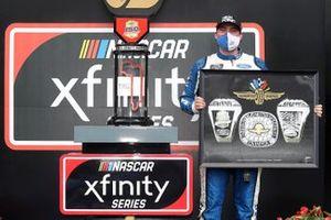 Победитель гонки Чейз Бриско, Stewart-Haas Racing, Ford Mustang