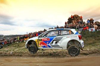 Sebastien Ogier, Julien Ingrassia, Volkswagen Polo R WRC