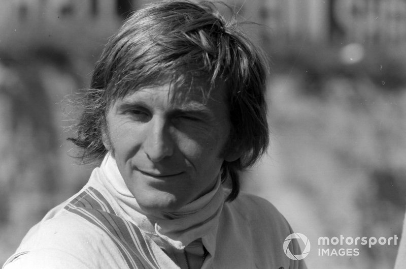 Derek Bell (1968)
