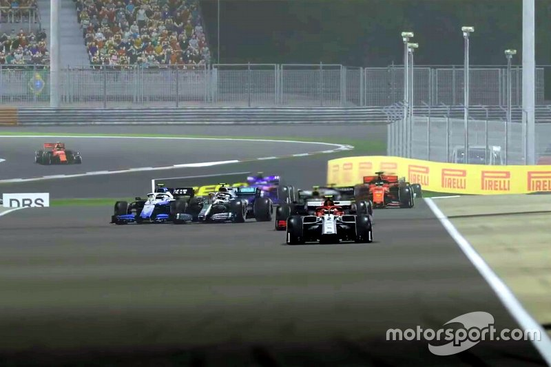 Virtual Bahrain Gran Prix