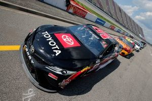 Daniel Suarez, Gaunt Brothers Racing, Toyota Camry Toyota