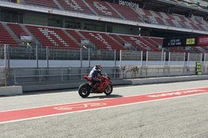 Johann Zarco, Avintia Racing with a Ducati Panigale V4