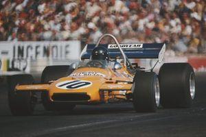 Peter Gethin, McLaren M14A Ford, GP di Francia del 1971