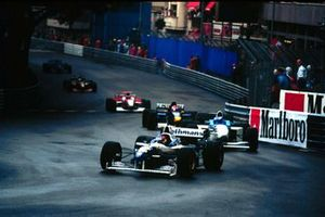 Jacques Villeneuve, Williams FW18 Renault, GP di Monaco del 1996