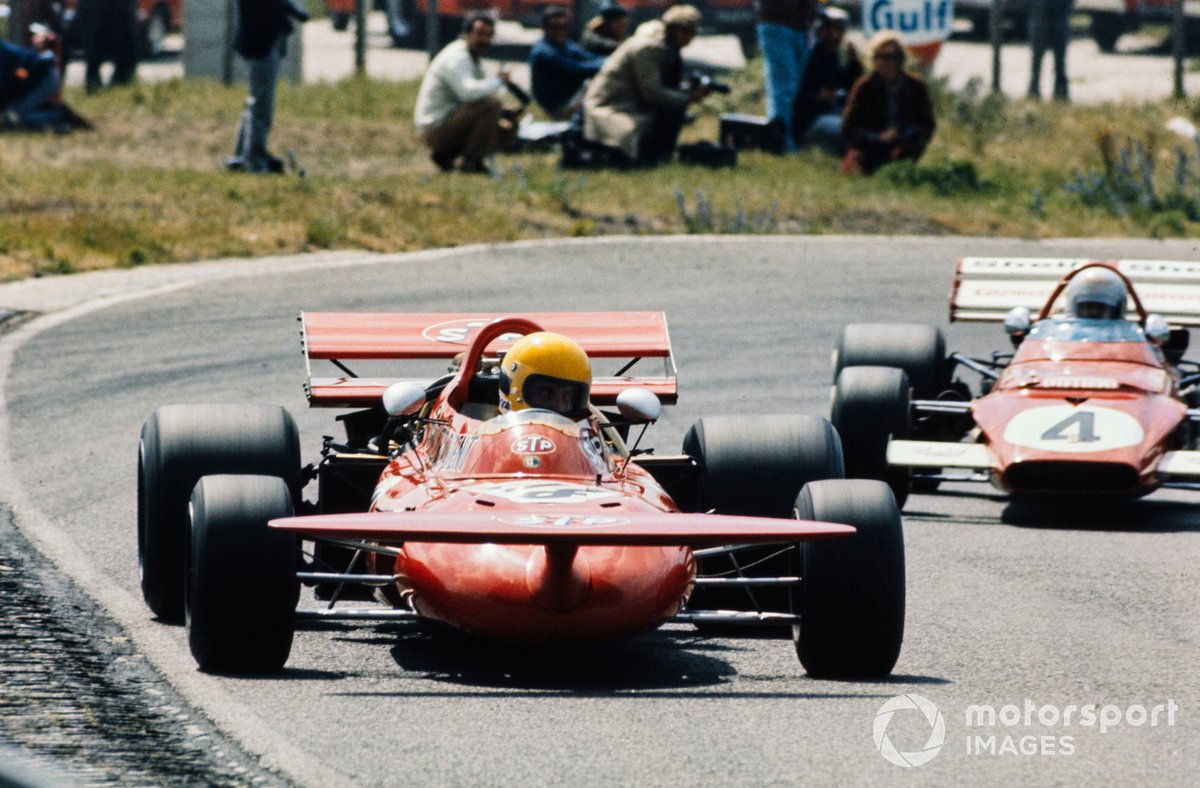 Nanni Galli, March 711 Ford, Mario Andretti, Ferrari 312B2