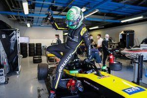 Brasileiro larga em sexto e chega em terceiro em Monza