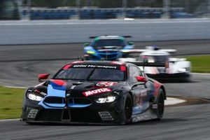 #24 BMW Team RLL BMW M8 GTE, GTLM: John Edwards, Jesse Krohn