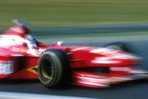 Heinz-Harald Frentzen, Willams FW20
