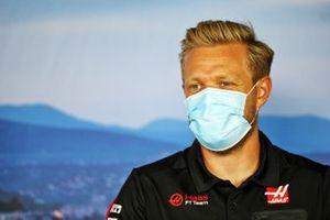 Kevin Magnussen, Haas F1 in de persconferentie