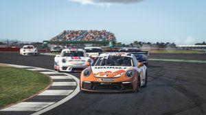 Porsche Supercup Virtual Edition, Silverstone