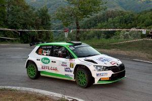 Andrea Carella, Enrico Bracchi, Peugeot 208 R2, Road Runner