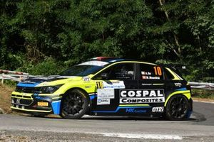 Alessandro Re, Marco Menchini, Gass Racing, Volkswagen Polo R5