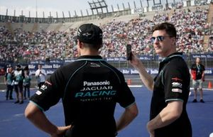 Mitch Evans, Jaguar Racing, James Calado, Jaguar Racing