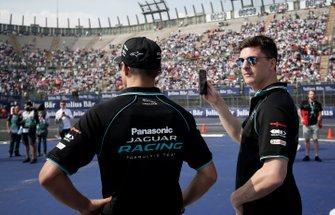 Mitch Evans, Jaguar Racing, James Calado, Jaguar Racing