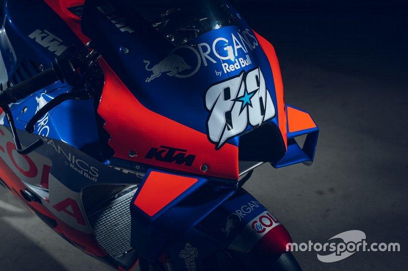 Moto di Miguel Oliveira, Red Bull KTM Tech 3