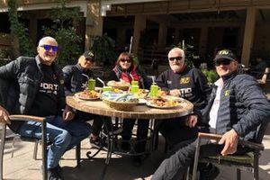#406 Xtremeplus Polaris Factory Team: Jose Luis Pena Campo e il team