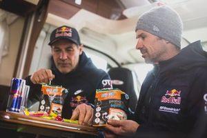 Сириль Депре и Майк Хорн, Red Bull Off-Road Team USA