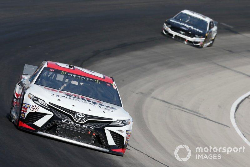 Erik Jones, Joe Gibbs Racing, Toyota Camry Sport Clips