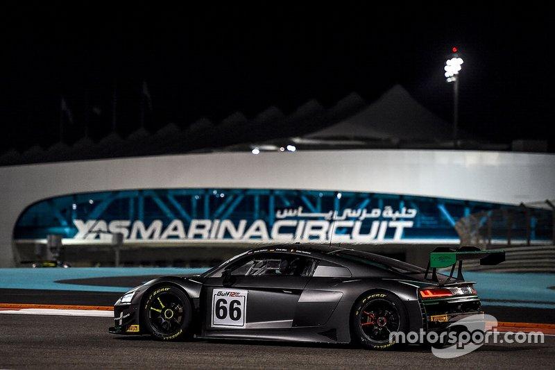 #66 Attempto Racing Audi R8 GT3: Rinat Salikhov, Christopher Mies, Dries Vanthoor