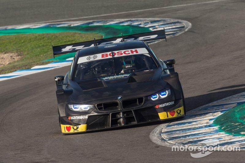 Nick Yelloly, BMW M4 DTM
