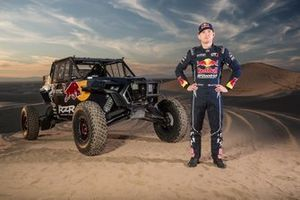Mitch Guthrie, miembro del equipo Red Bull Off-Road Junior