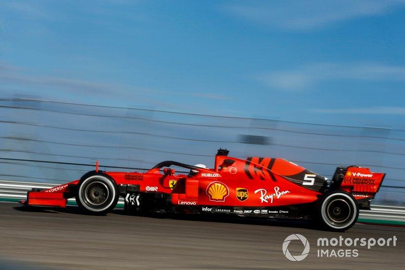 2019: Ferrari SF90