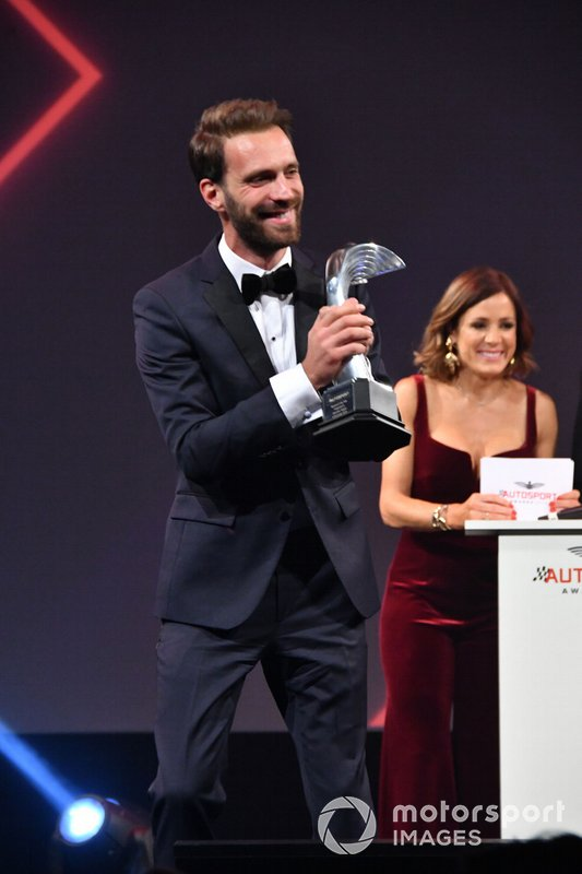 Jean-Eric Vergne vince il Moment of the Year Award