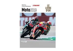 Le livre d'or de la Moto 2019