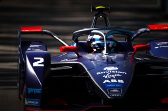 Sam Bird, Virgin Racing, Audi e-tron FE06