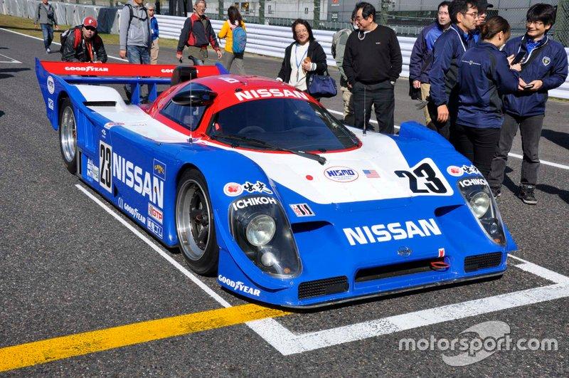 Nissan P91CP