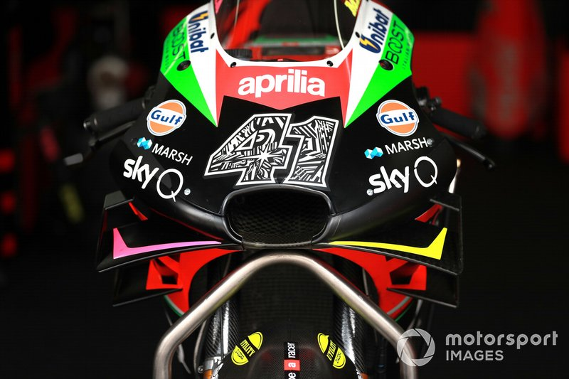 Aleix Espargaro, Aprilia Racing Team Gresini's Aprilia