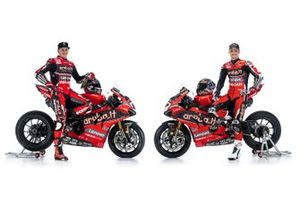 Scott Redding, Aruba.it Racing Ducati, Chaz Davies, Aruba.it Racing Ducati