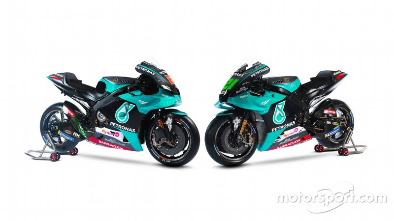 Petronas-Yamaha YZR-M1