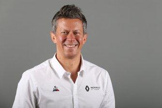 Marcin Budkowski, directeur exécutif Renault F1 Team