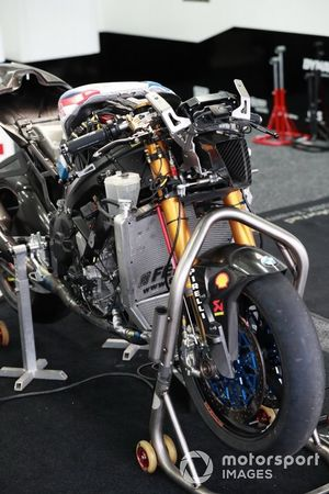 Bike of Tom Sykes, BMW Motorrad WorldSBK Team
