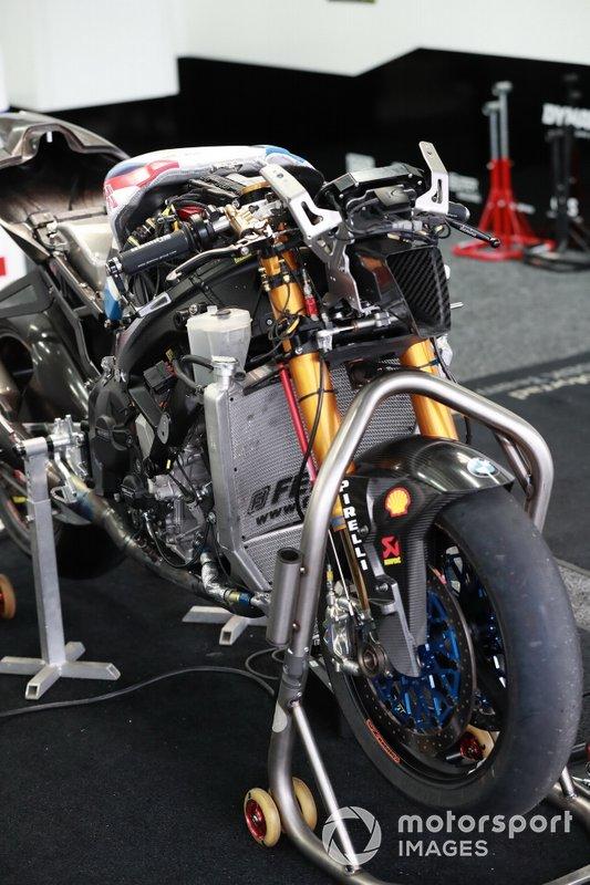 Moto di Tom Sykes, BMW Motorrad WorldSBK Team