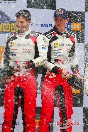 1. Elfyn Evans, Scott Martin, Toyota Gazoo Racing WRT